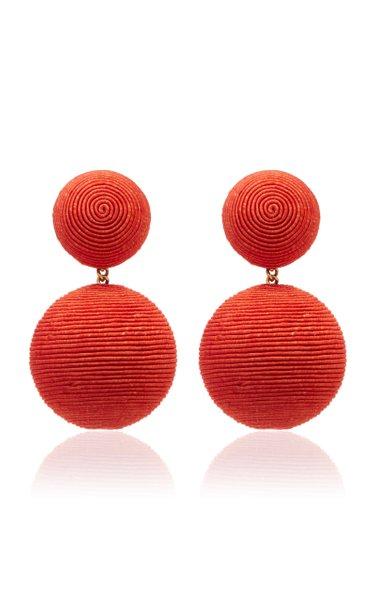 Classic Two Drops Earrings