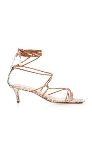 Anira Leather Sandals