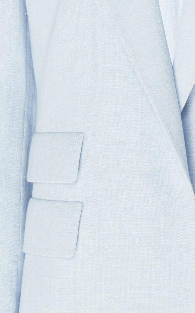 Gereon Linen-Blend Blazer