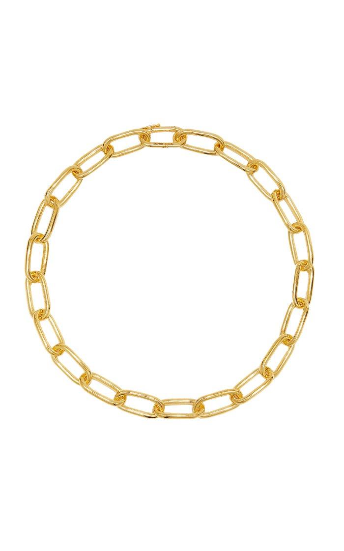 18K Gold Vermeil Necklace