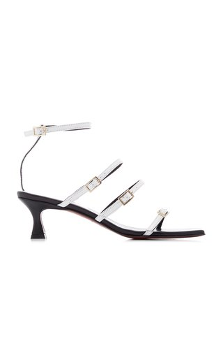 Naomi Leather Sandals
