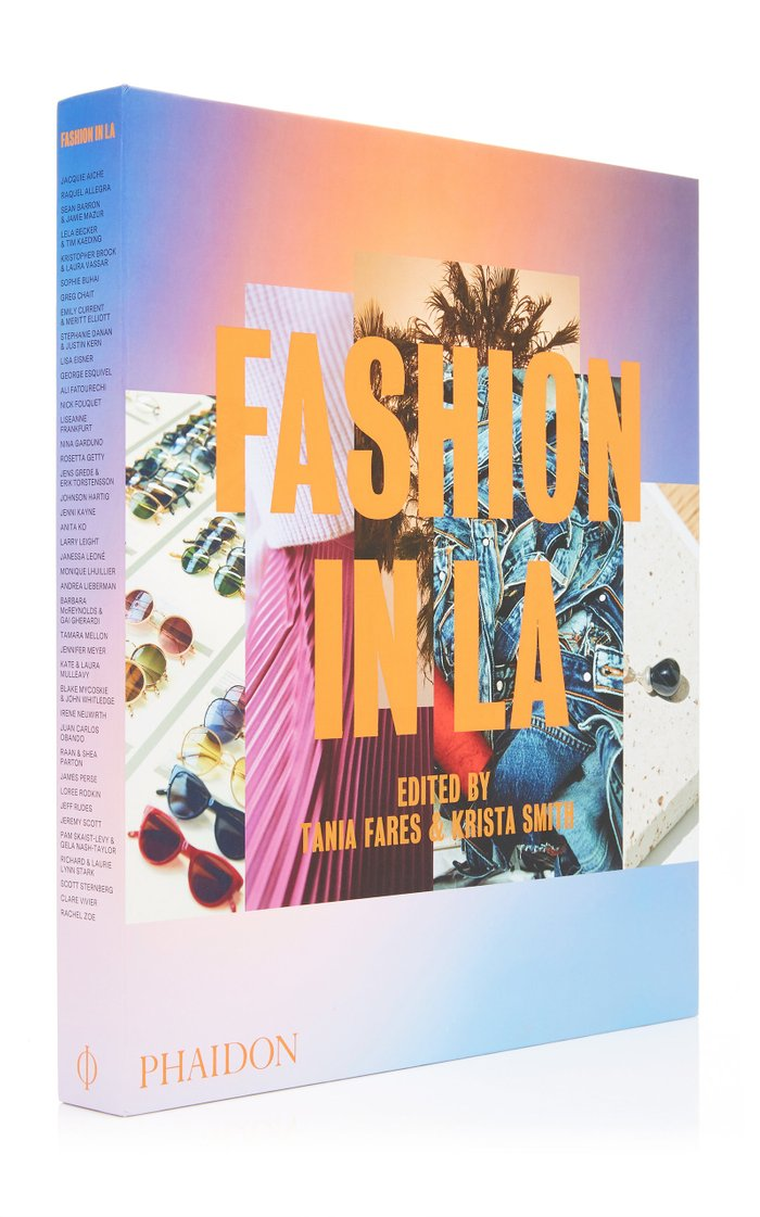 Fashion in LA Hardcover Book