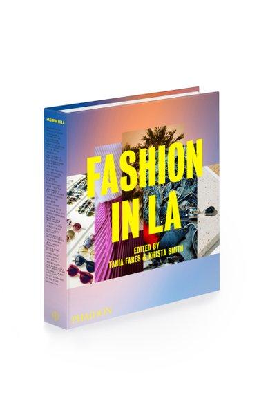 Fashion in LA Hardcover Book