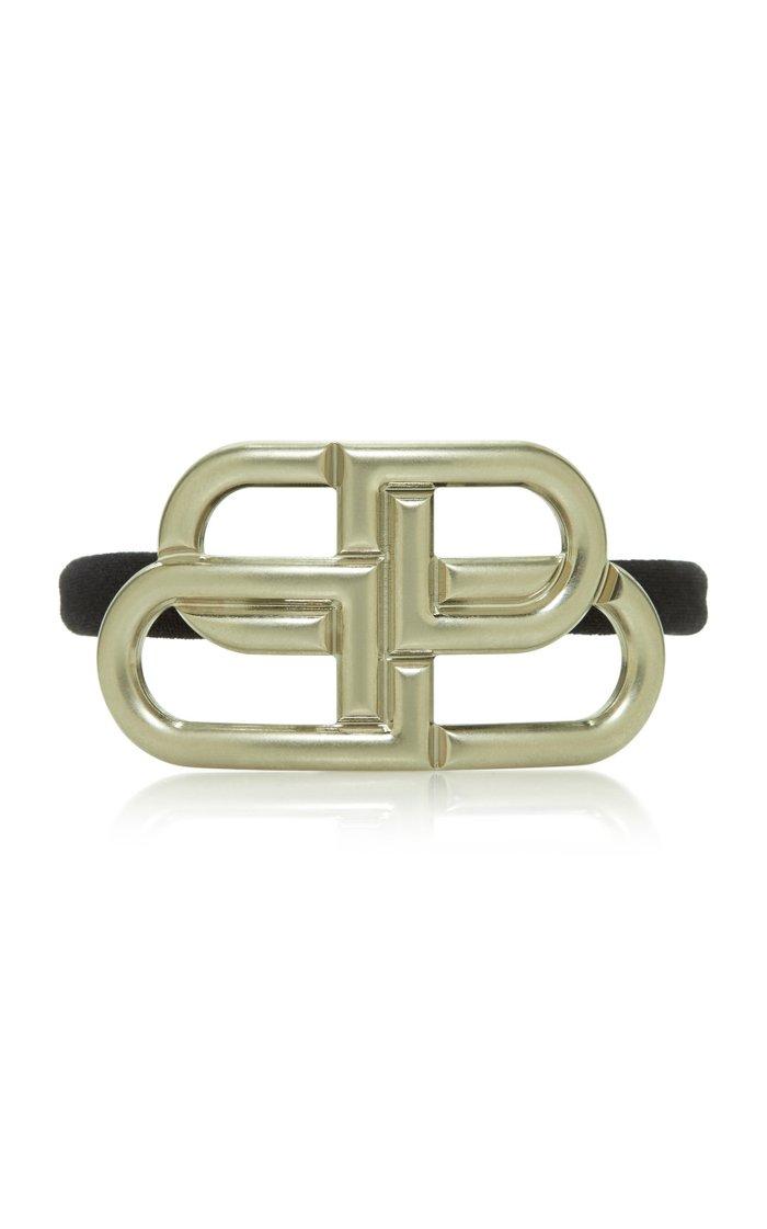 'BB' Elastic Hair Tie