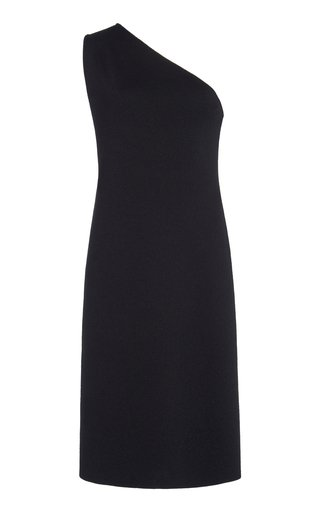 One-Shoulder Cady Dress