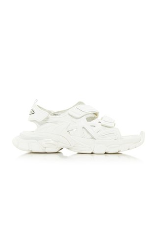 Track Rubber Sandals