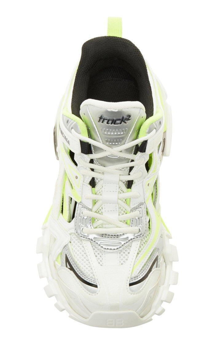 Track.2 Open Mesh Sneakers