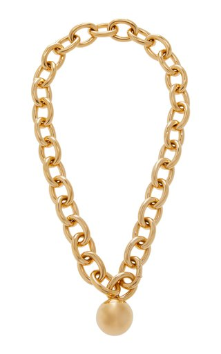 18K Gold-Plated Sterling Silver Necklace