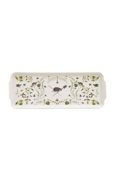Récamier Porcelain Cake Platter