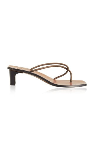 Panza Leather Sandals
