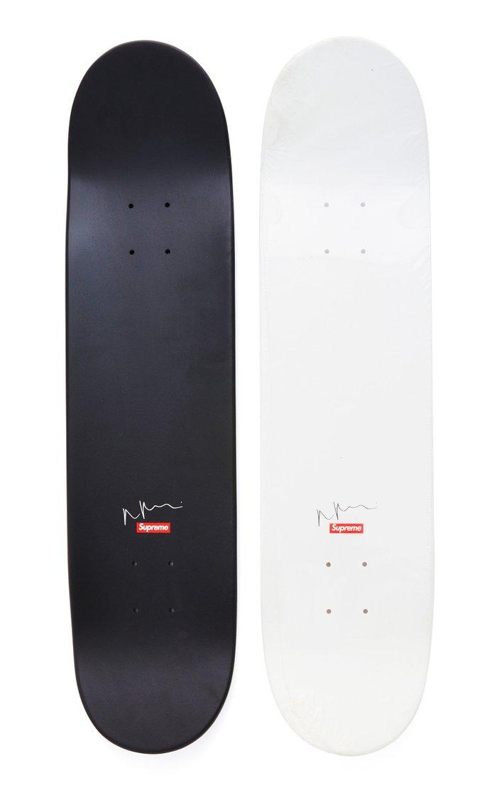 Richard Prince x Supreme Set-of-Two Skateboard Decks