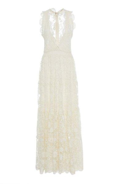 Havana Lace Maxi Dress