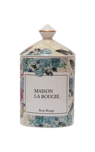 Rose Rouge Candle, 300g