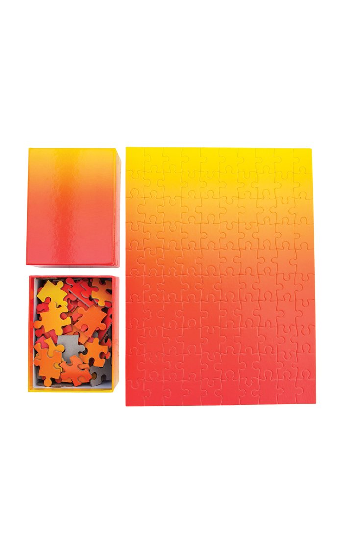 Set-Of-Four 500-Piece Gradient Puzzles