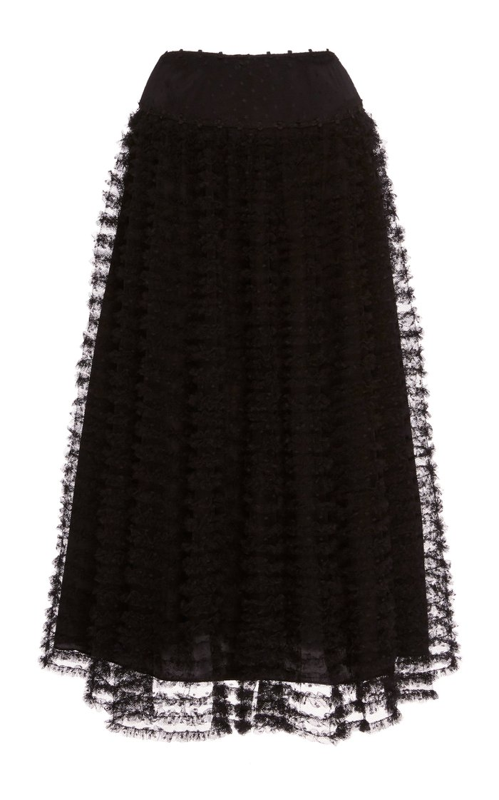 Black Gypso Skirt