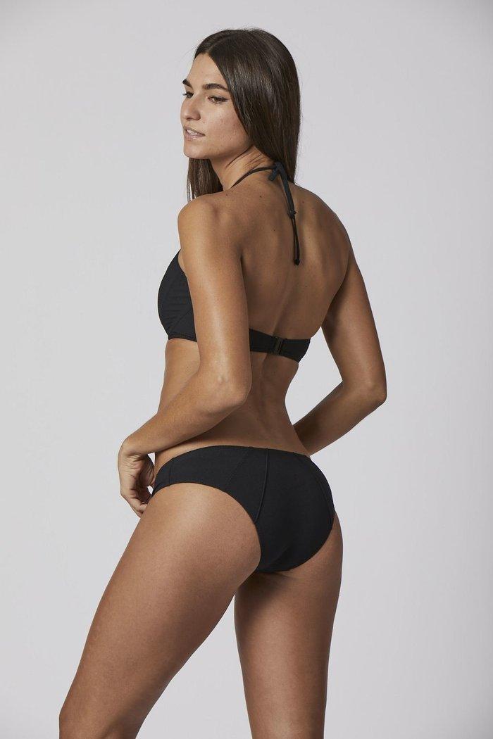 Crepe Corset Bikini