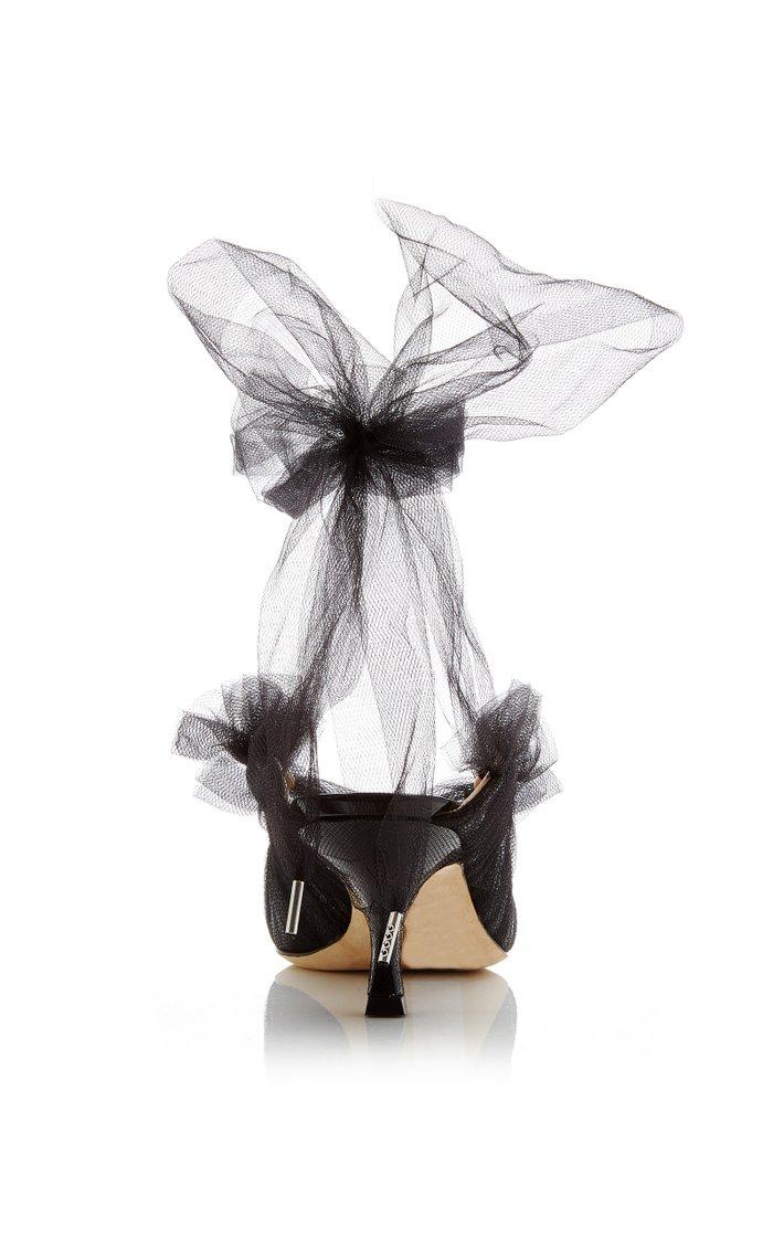 Kitten Ballet Mules