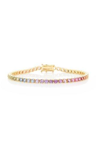 Multicolor Tennis Bracelet