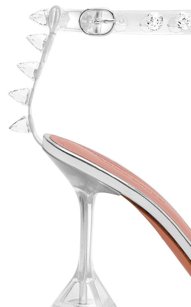 Julia Studded PVC Sandals