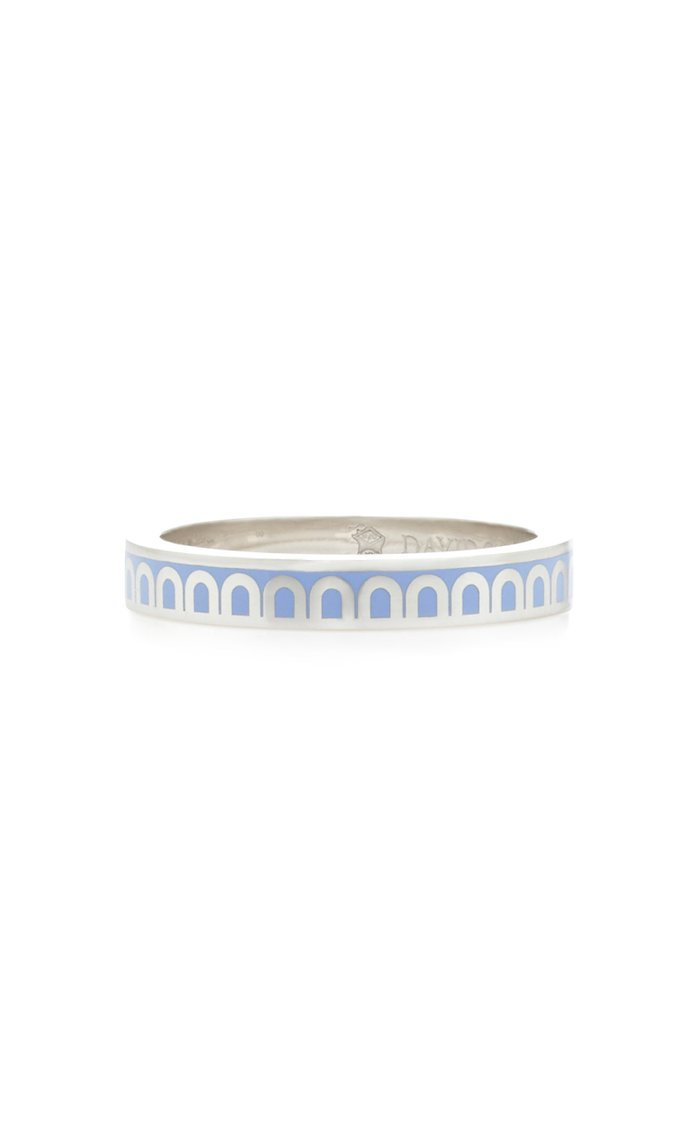 L'Arc 18K White Gold Ring