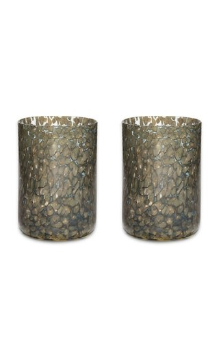 Macchia Su Macchia Serpente Set of 2 Glasses
