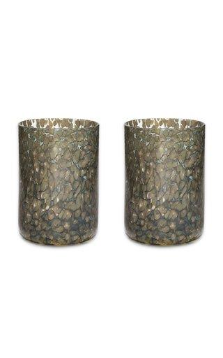 Macchia Su Macchia Serpente Set of 2 Glasses