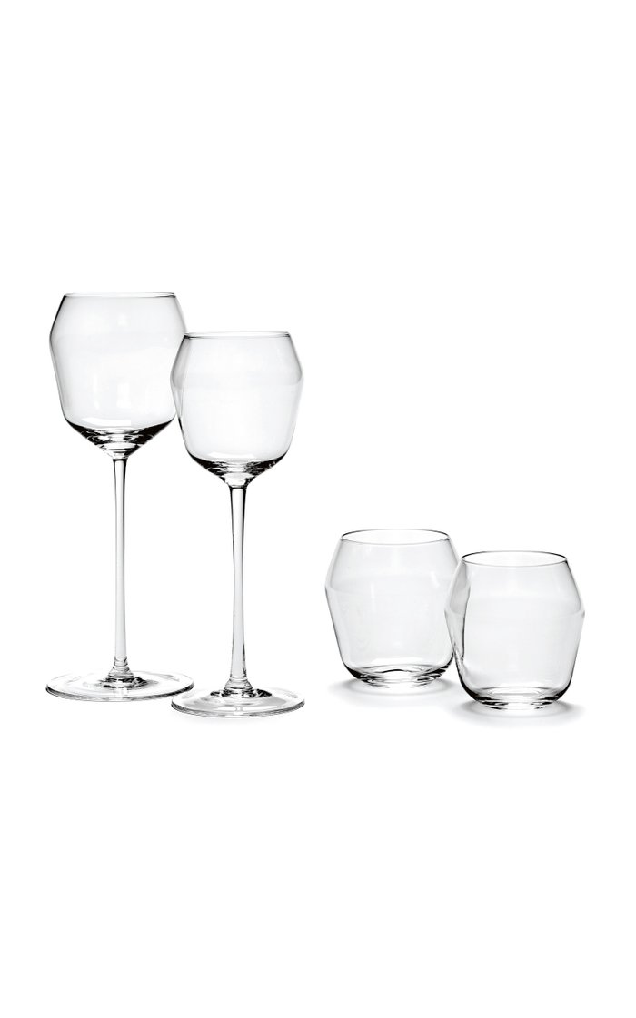 Set-Of-Four Billie 30 Cl Red Wine Glass