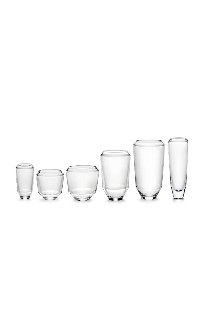 Set-Of-Four Lee 35 Cl Glass