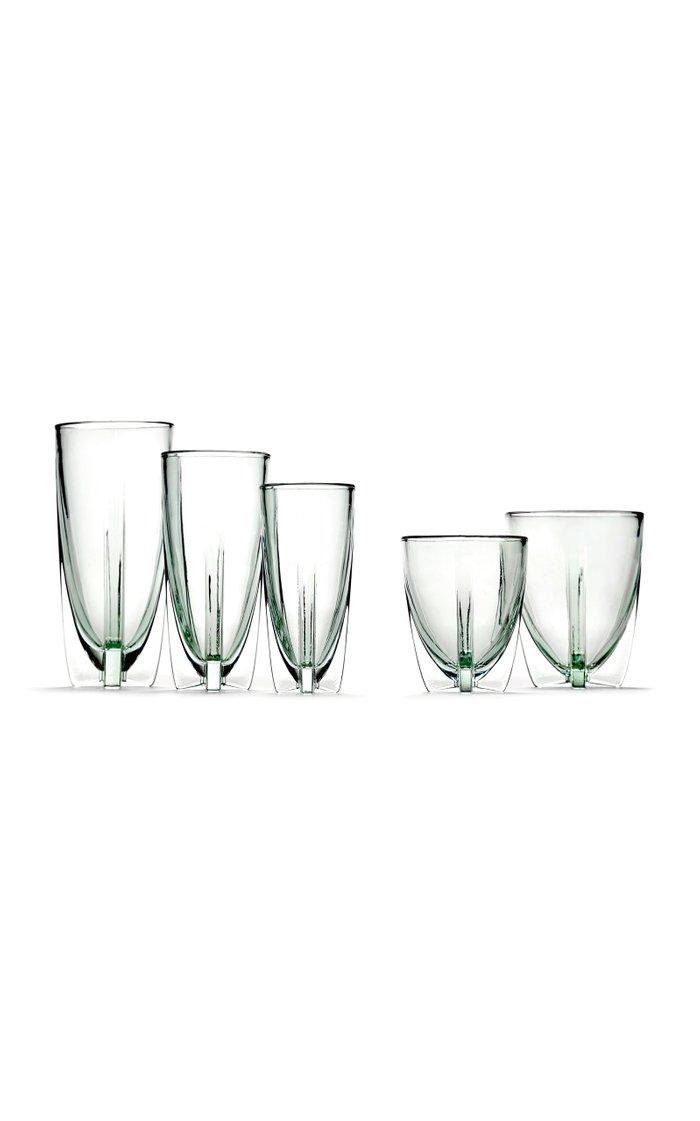 Set-Of-Four Dora 15 Cl Glass