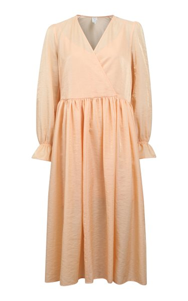 Axelle Relaxed Fit Midi Dress