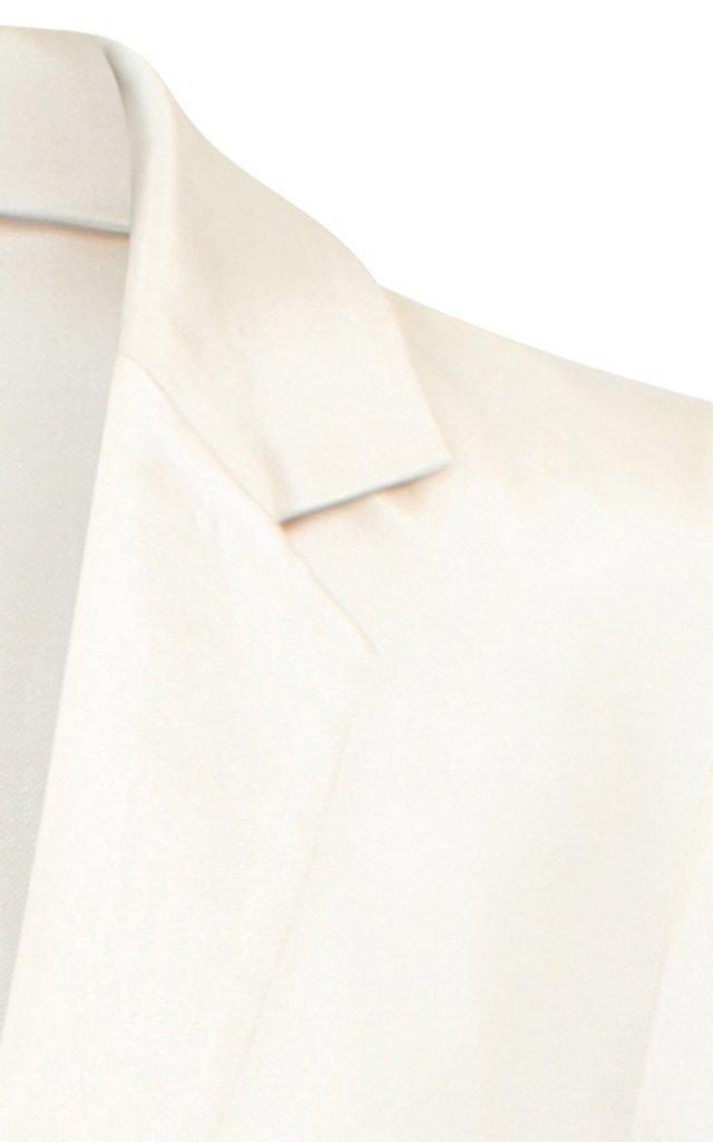Benelli Single Button Suit Jacket