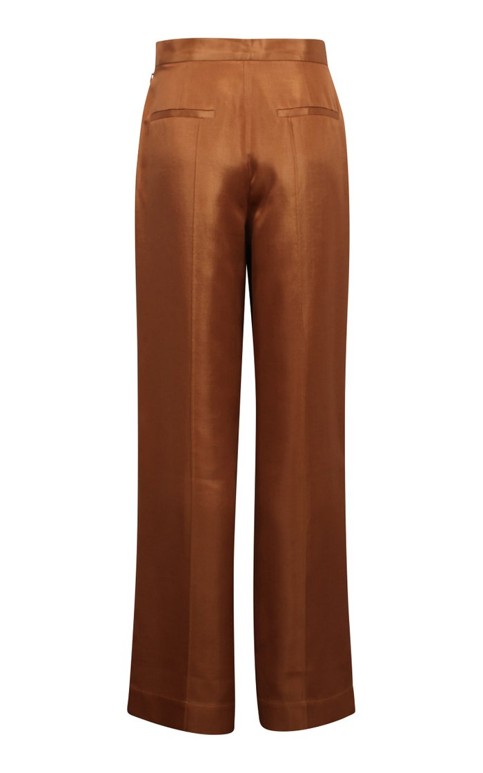 Nomi Pleated Wide Leg Pant
