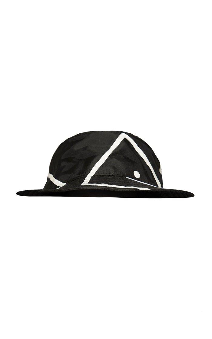 Printed Nylon Hat