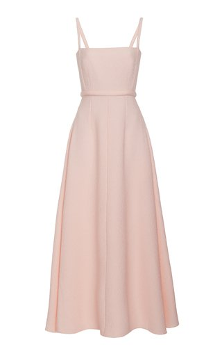 Freya Full Cloqué Gown