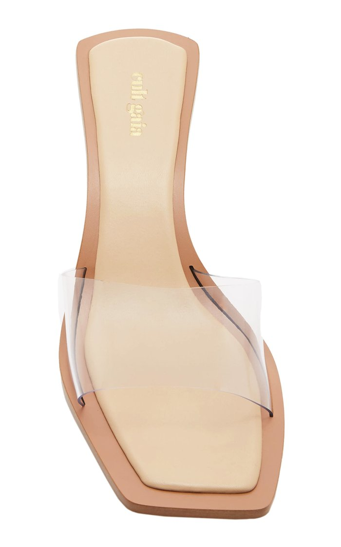 Tao PVC and Leather Sandals