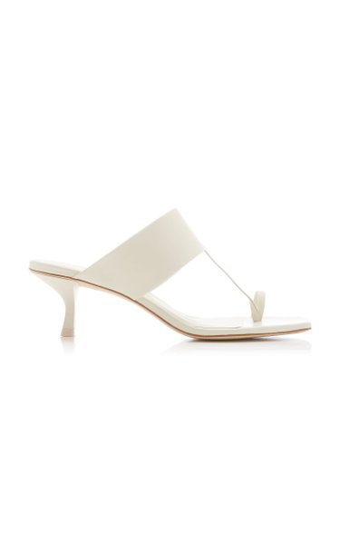 Yvette Leather Sandals