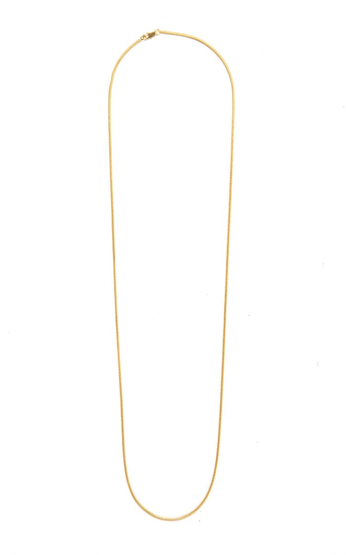 Gold Holiday Chain