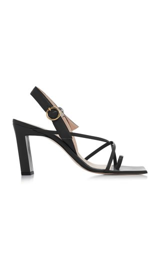 Elza Strappy Leather Sandals