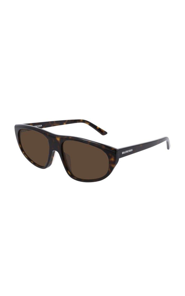 TV Acetate D-Frame Sunglasses