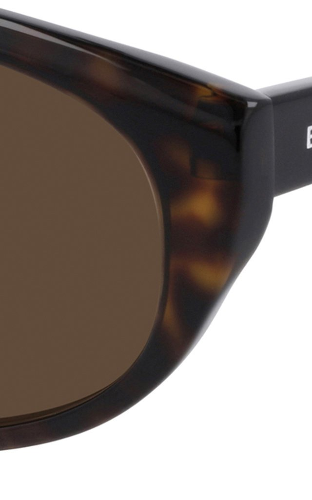 TV Acetate D-Frame Sunglasses