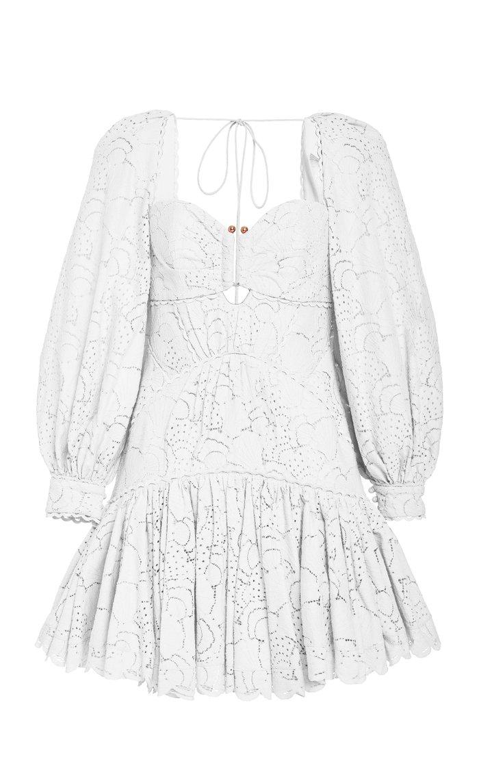 Albion Cotton Mini Dress