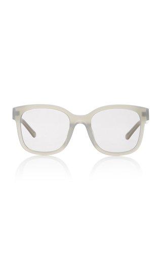 Acetate Square-Frame Sunglasses