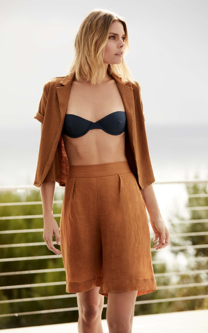 Balconette Underwire Bikini Top