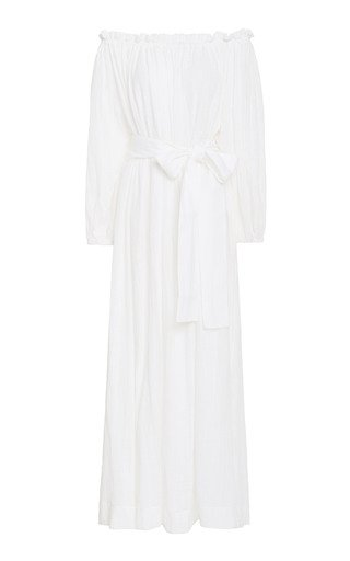 Pegasi Cotton Beach Gown