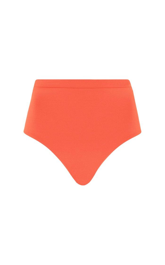 Tatiana High-Rise Bikini Bottoms
