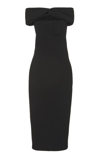 Padma Cutout Cady Dress