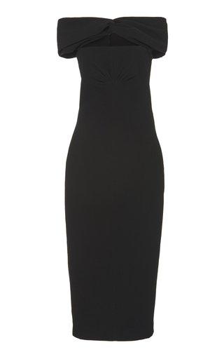 Padma Cutout Cady Dress