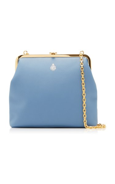 Susanna Nappa Leather Frame Pouch