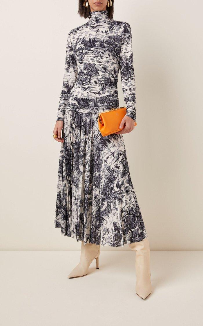 Susanna Leather Frame Clutch