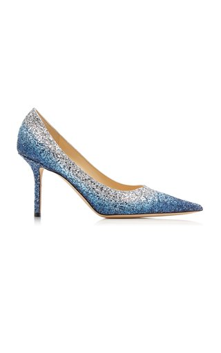 Love Glittered Pumps